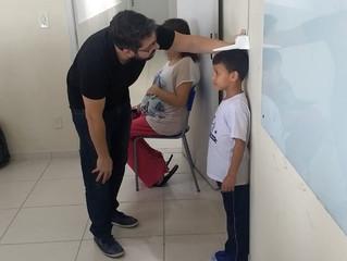 Programa Saúde na Escola em São José