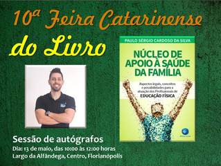 10ª Feira Catarinense do Livro