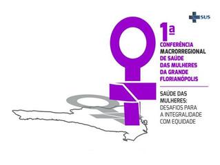 I Conferência Macrorregional de Saúde das Mulheres