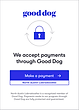 Good Dog payment-north-austin-labradoodl