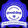 Good Dog north-austin-labradoodles-badge