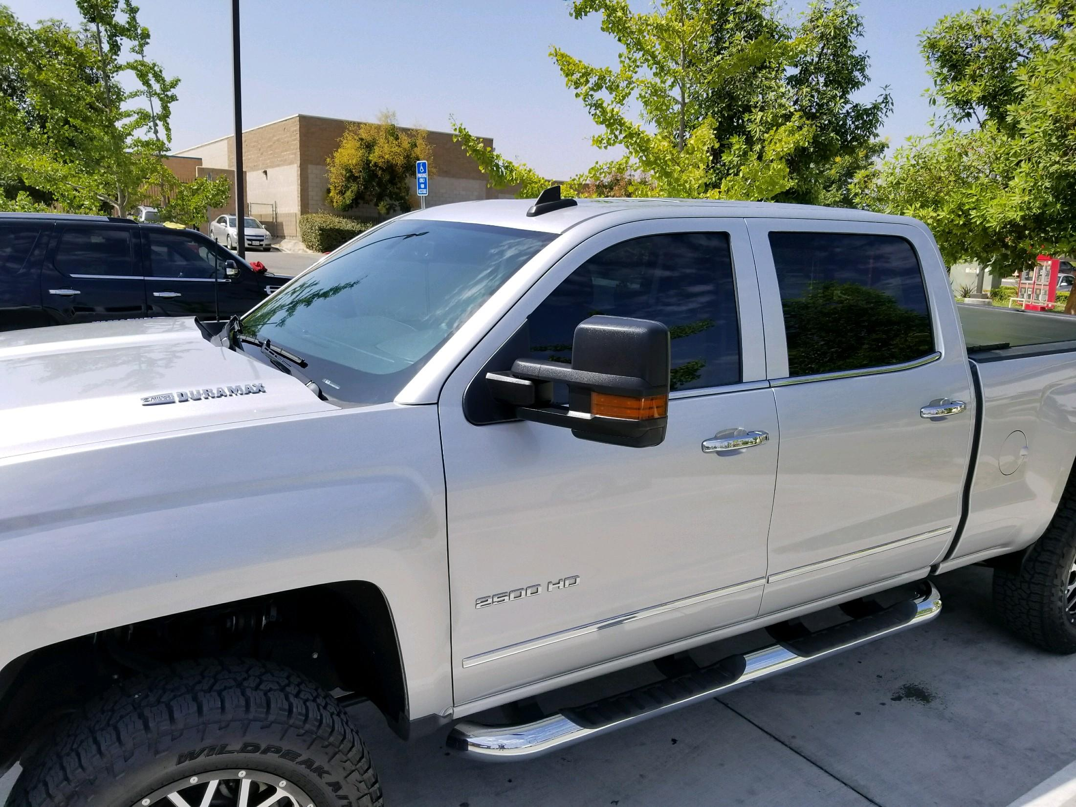 New Truck Windshiel Replacement and window Tint