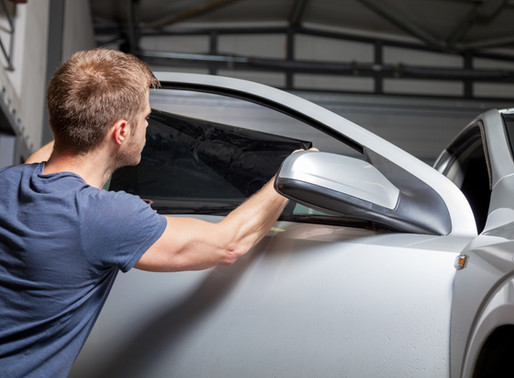 Why should you use window tinting services?