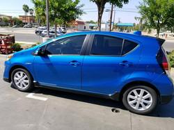 New Small Car Window Tint