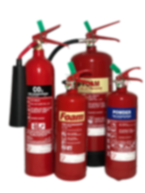 Fire extinguisher servicing & maintenance, Tameside, Glossop, Greater Manchester by Abbott Fire Protection