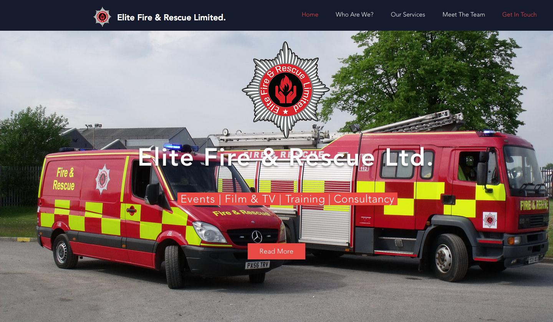 Elite Fire & Rescue Services