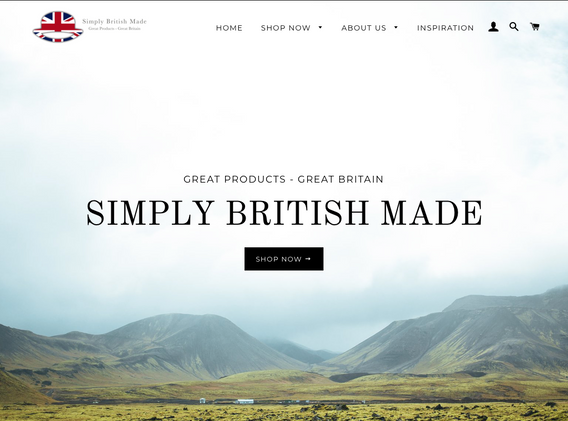 Simply British Made