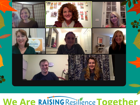 We Are Raising Resilience Together