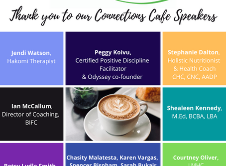 Top CONNECTIONS CAFÉ Takeaways