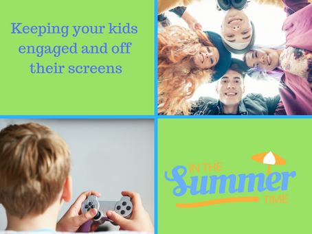 Counselor's Corner: Summer Survival Guide