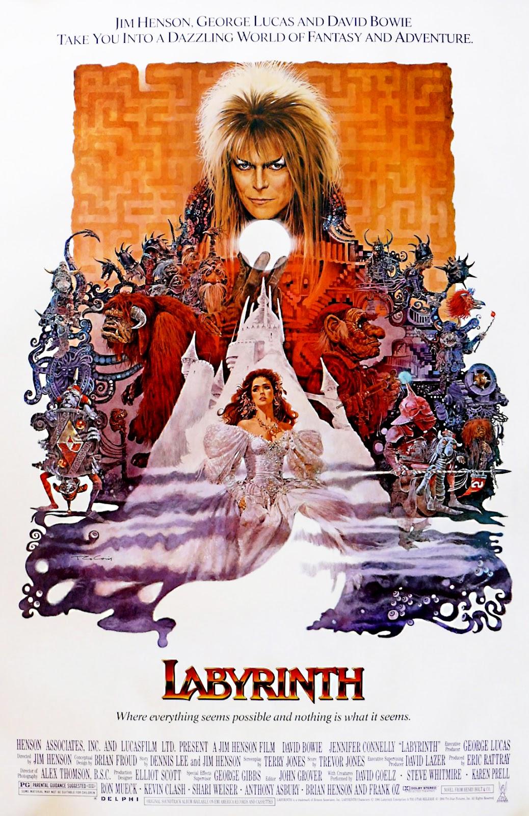 Labyrinth - 1985