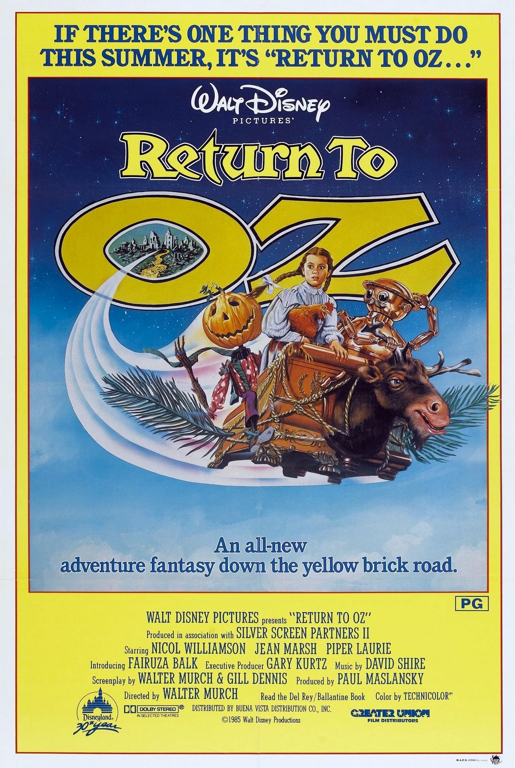 Return to Oz - 1984