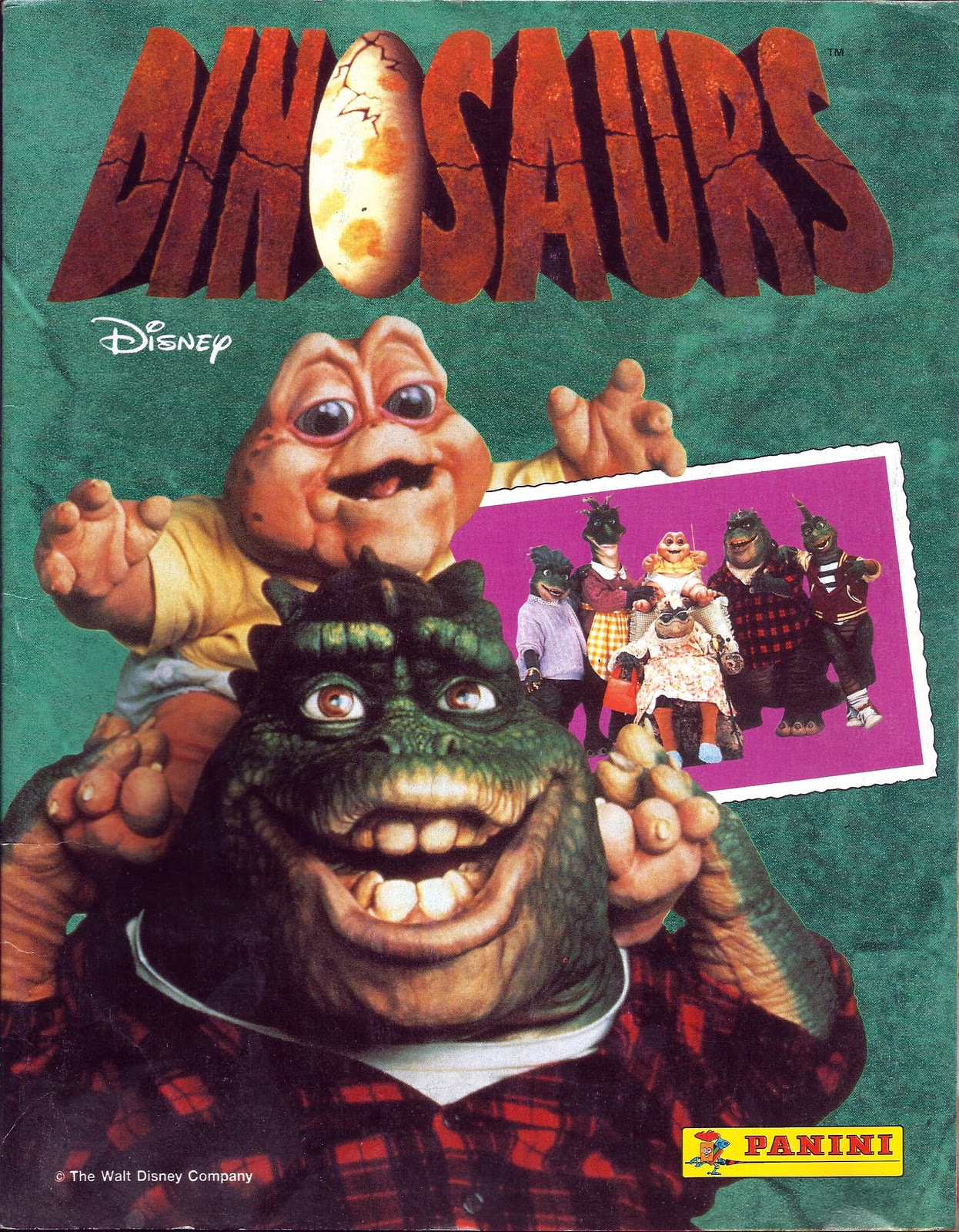 Dinosaurs - 1991