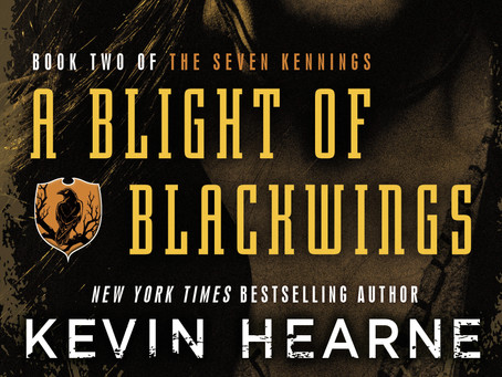 REVIEW: A Blight of Blackwings