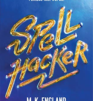 REVIEW: Spellhacker by M.K. England