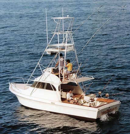 Force Marine Boat