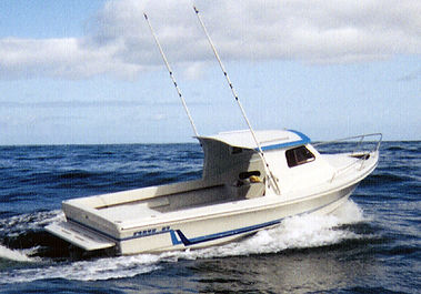 Force Marine Force 25 Hardtop