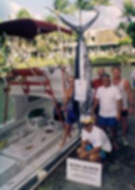 Hawaii fishing tournament