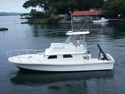 Force Boat Hawaii