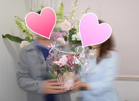 成婚カップルの紹介(静岡店 30代)