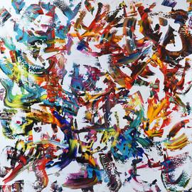 Lucien RUIMY - Fond blanc