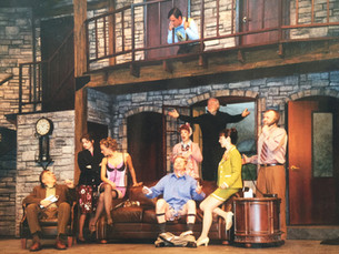 """Noises Off"" at Theatre Aquarius, Fall 2004"
