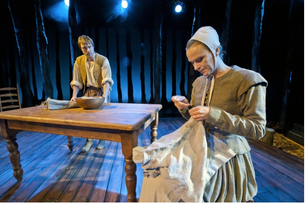 """Crucible"" Review, East Hampton Star, Fall 2013"