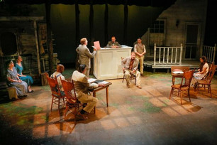 """To Kill a Mockingbird"" Review, East Hampton Star, Fall 2014"