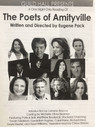 """Poets of Amityville"" by Eugene Pack, Staged Reading, Guild Hall of East Hampton, Summer 2"
