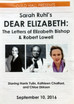 """Dear Elizabeth"" with Harris Yulin and Kathleen Chalfant, Guild Hall of East Hampton, Summ"
