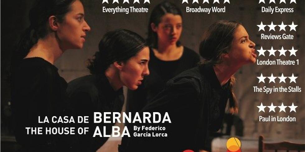 Theatre in Spanish - LA CASA DE BERNARDA ALBA by Federico García Lorca
