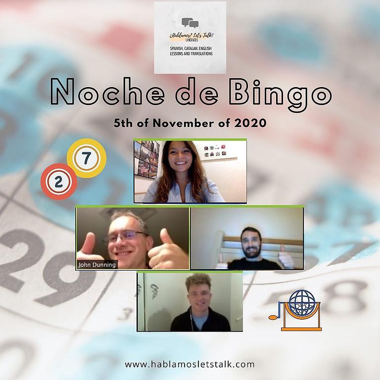 Noche de Bingo