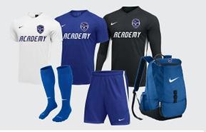 WC LIONS uniform kit