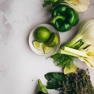 Légumes Et Aromates