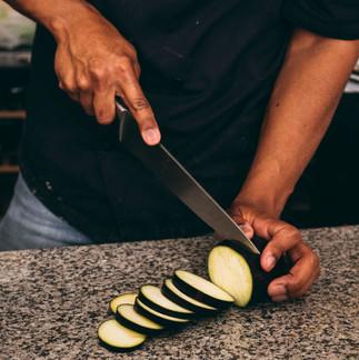 Découpe Légumes