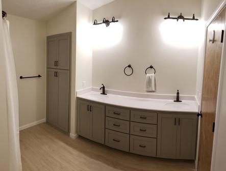 Shoreview Bathroom Remodel Dec 2017