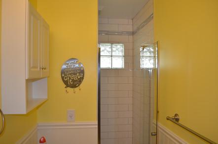 Fridley Bathroom & Deck