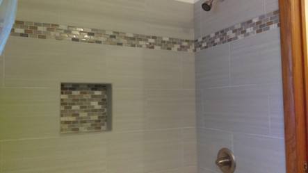 Tub and Shower Tile