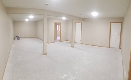 Andover Full Basement