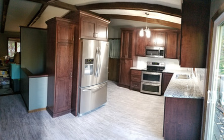 Incredible Kitchen Transformation - Fridley