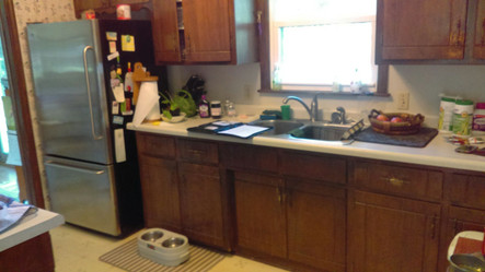 Fridley Kitchen Remodel #2
