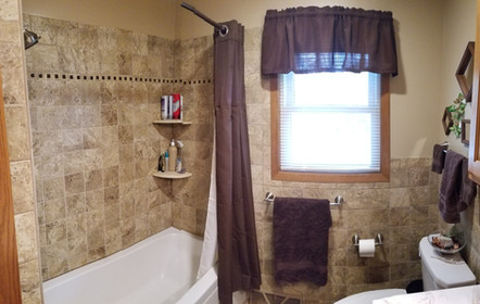 Carlson Bathroom (Updated, New Pictures)