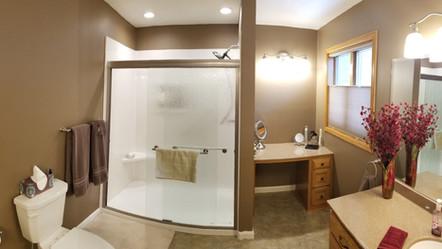 Ham Lake Kitchen and Bathroom Remodel