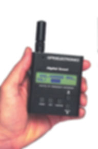 Digital Scout Frequency Recorder