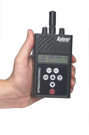 Xplorer FM Nearfield Test Receiver