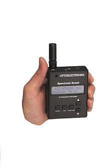 Spectrum Scout Frequency Counter