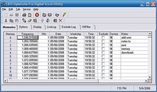 Opto Suite Pro / X Software