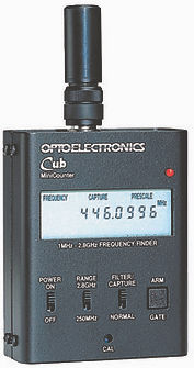 Cub Frequency Counter