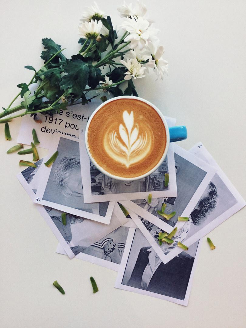 Délicieux café