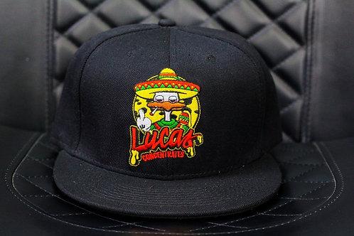 Lucas Black Sombrero Baseball Cap